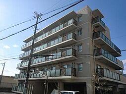 兵庫県尼崎市若王寺1丁目の賃貸マンションの外観