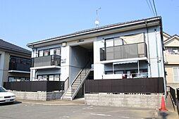 カレッジ東野B棟[1階]の外観