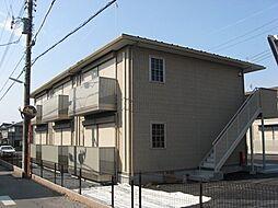 Yトマツリ4パナハイツB棟[2階]の外観