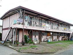 東松江ハイツ[2階]の外観