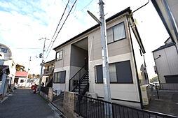 大倉山ハイツB棟[2階]の外観