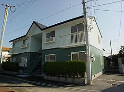 ルークフラット姫路A棟[102号室]の外観