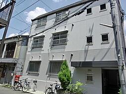 ビスタ八戸ノ里[105号室]の外観