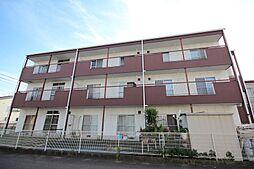 愛知県名古屋市中川区春田3丁目の賃貸マンションの外観