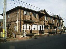 宮城県仙台市若林区沖野7丁目の賃貸アパートの外観