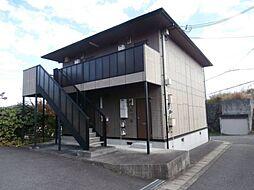 ロイヤルハイツ三石[1階]の外観