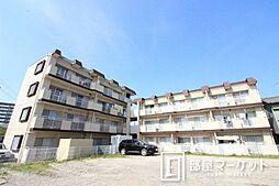愛知県豊田市東山町2丁目の賃貸マンションの外観