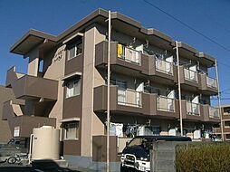 静岡県浜松市中区住吉1の賃貸マンションの外観