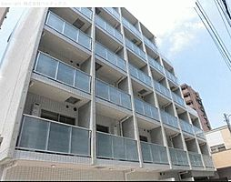 東京都荒川区南千住の賃貸マンションの外観
