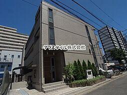 神奈川県大和市南林間2丁目の賃貸アパートの外観
