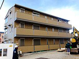 ボアソルテS(A棟)[2階]の外観