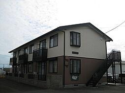 サンガーデンオキナC[2階]の外観