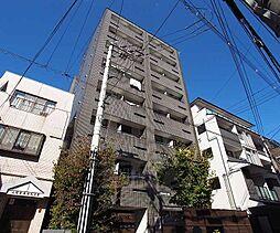 京都府京都市中京区宮木町の賃貸マンションの外観
