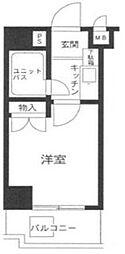 神奈川県横浜市旭区鶴ケ峰本町2丁目の賃貸マンションの間取り