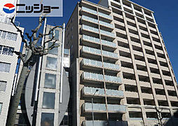 グランデュール東桜[8階]の外観