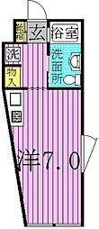U−FLAT[101号室]の間取り