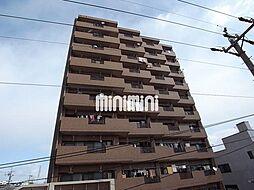 愛知県名古屋市西区南川町の賃貸マンションの外観