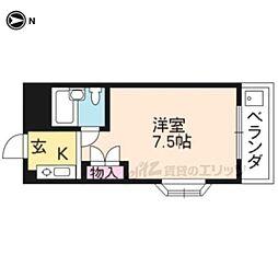椥辻駅 2.7万円