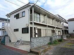 コーポ渋谷[202号室]の外観