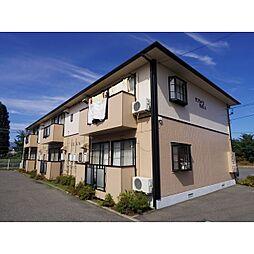 長野県塩尻市大字広丘郷原の賃貸アパートの外観