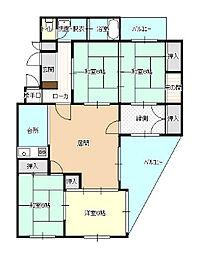 西鉄久留米駅 7.8万円