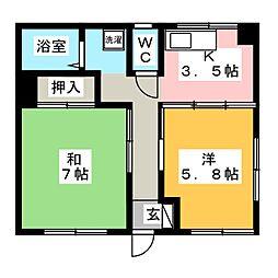 矢向駅 9.0万円