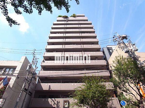 レジデンス鈴木[4階]の外観
