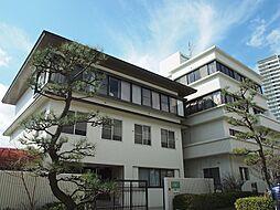 兵庫県神戸市東灘区住吉東町2丁目の賃貸マンションの外観