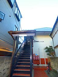スズキガーデンA[2階]の外観