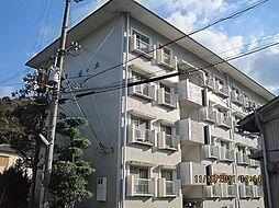 和歌山県和歌山市西浜の賃貸マンションの外観