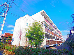 東京都西東京市北町1丁目の賃貸マンションの外観