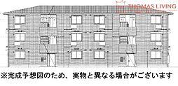 D-roomS・K A棟[1階]の外観