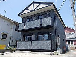 ウェーブクレスト湘南[1階]の外観