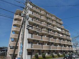 福岡県福岡市博多区板付4丁目の賃貸マンションの外観