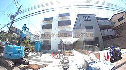 フジパレス堺梅北3番館[1階]の外観