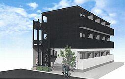 仮称足立区加平3丁目新築AP[0104号室]の外観