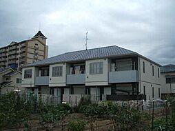 大阪府堺市美原区南余部の賃貸アパートの外観