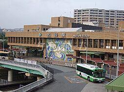 兵庫県神戸市須磨区白川台2丁目の賃貸マンションの外観