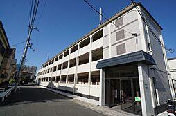 岡崎グリ−ンハイツ[2階]の外観