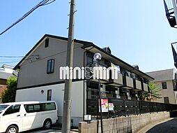 カーサ山田[1階]の外観