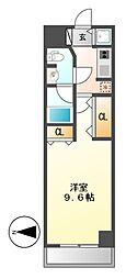 プライムアーバン泉[11階]の間取り