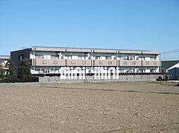 ファームガーデン B[2階]の外観