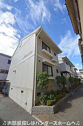 大阪府枚方市田口4の賃貸アパートの外観