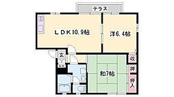 播磨高岡駅 4.6万円
