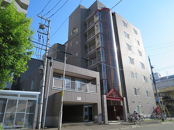松風苑パレス 2階の賃貸【北海道 / 札幌市北区】