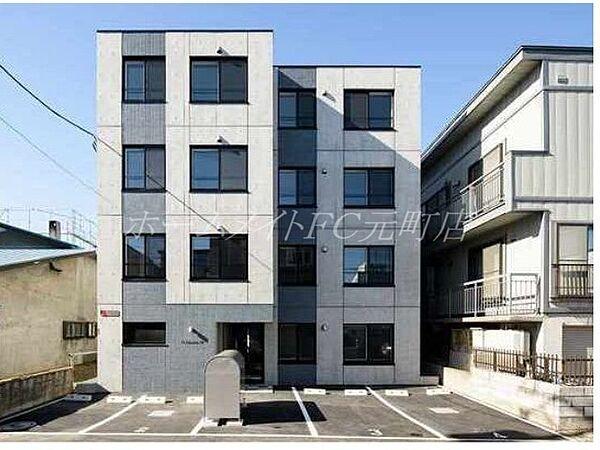 北海道札幌市東区北十四条東2丁目の賃貸マンション