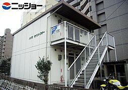ハイツセイントフォー[1階]の外観