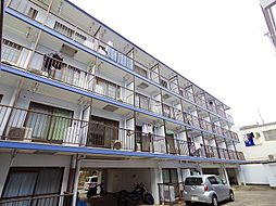アネックス武蔵台[4階]の外観