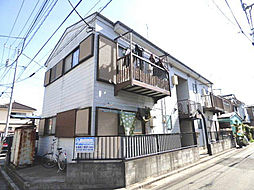 サンハイツ太田窪[2階]の外観