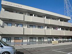 高知県高知市塚ノ原の賃貸マンションの外観